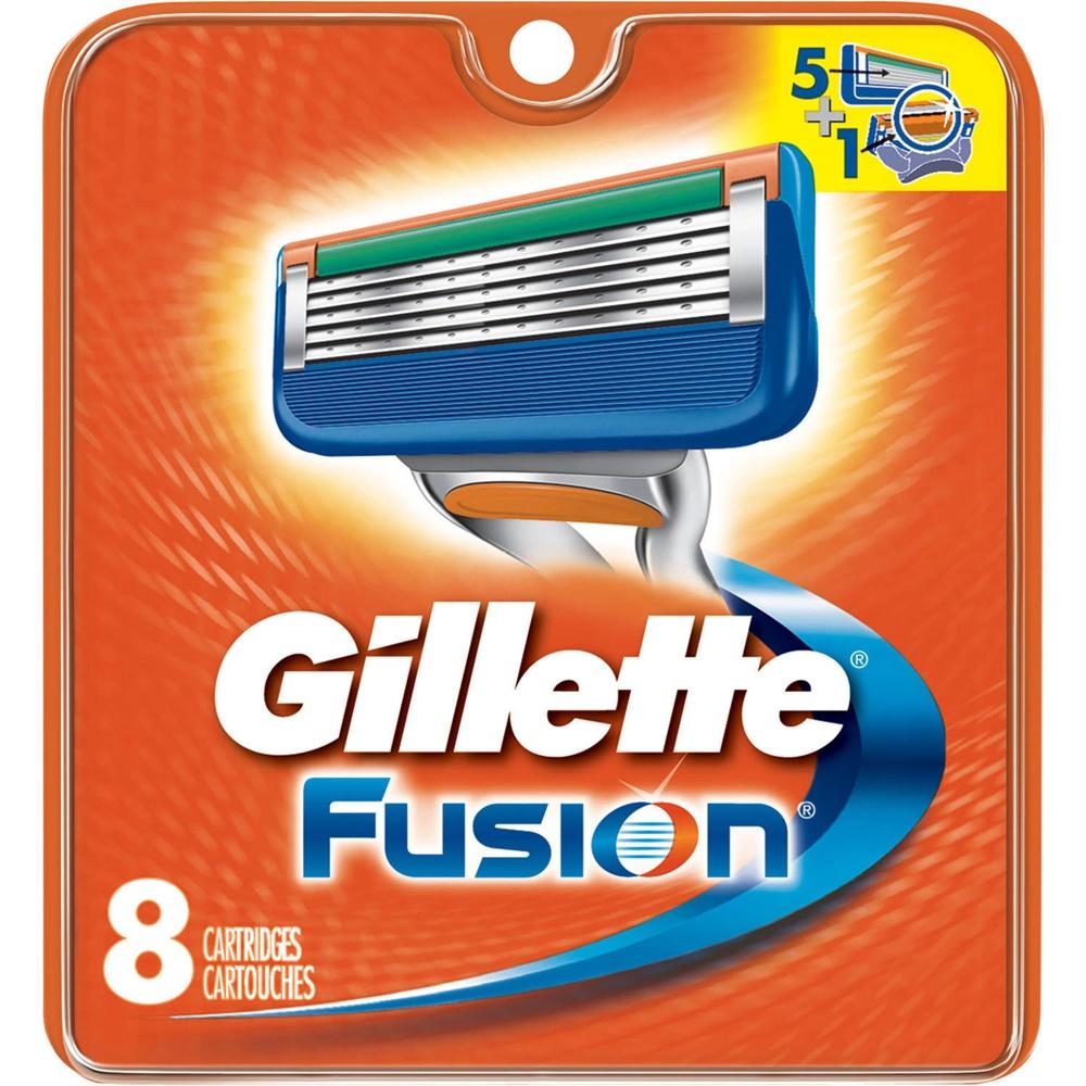 Gillette Fusion skutimosi peiliukai
