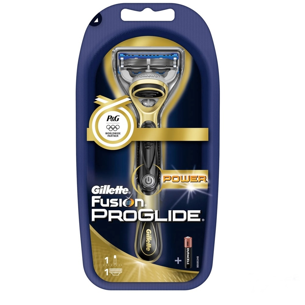 Gillette Proglide Power skustuvas